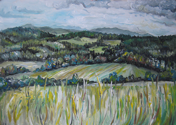 Krajina u Trhanova